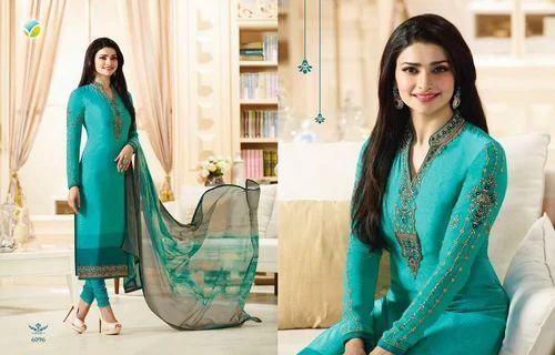 5da9ed35f4 Vinay Fashion Royal Crepe VOl 10 Fashion Salwar Kameez at Rs 996 ...