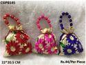 Flower Potli Bag