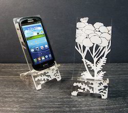 Acrylic Mobile Stand
