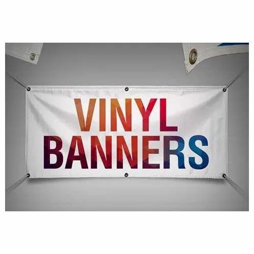 Vinyl Flex Printing Services, Industry Application: Advertising