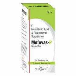 Mefenamic Acid 50mg Paracetamol 125mg
