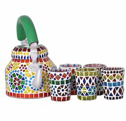 Mosaic Tea Catali Set