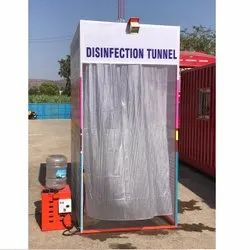 Disinfection Tunnel Used for Sanitation