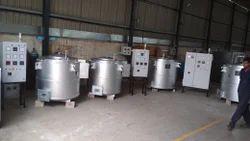 Aluminum Melting Cum Holding Furnace