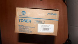 Konica Minolta TN-116  TONER CARTRIDGE BOX 2PIC