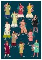 Kajal Style Fashion Label Vol 4 Rayon Cotton Top With Bottom