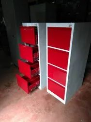 RMF Metal Four Drawer Filing Cabinets, Packaging Type: Normal