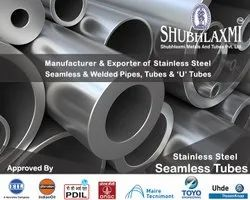 6m Mill Finished Stainless Steel Seamless Tube