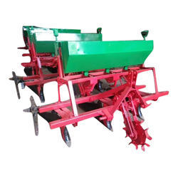 Automatic Sugarcane Planter
