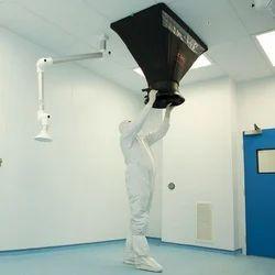 Clean Room Validation Service