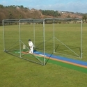 KD Cricket Cage Size  10' X 12' X 40'