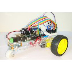 Arduino Uno R3 Compatible Bluetooth Wireless Robot DIY Kit