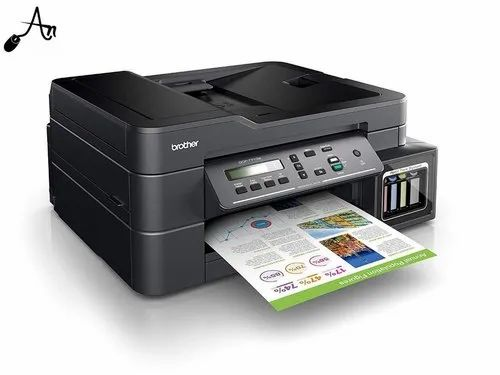 Brother Printer Inkjet All In One Dcp T710w (print / Scan / Copy / Wifi )