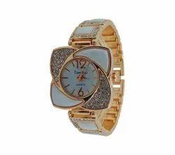 Roj Gold Formal Wear Ladies Watch