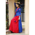 Fashionable Ladies Long Dress