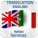 English to Italian Translation Services