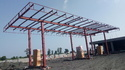 Petrol Pump Canopy Fabrication Services