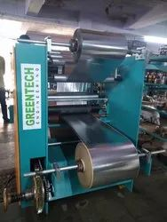 Automatic Paper Plate Lamination Machine