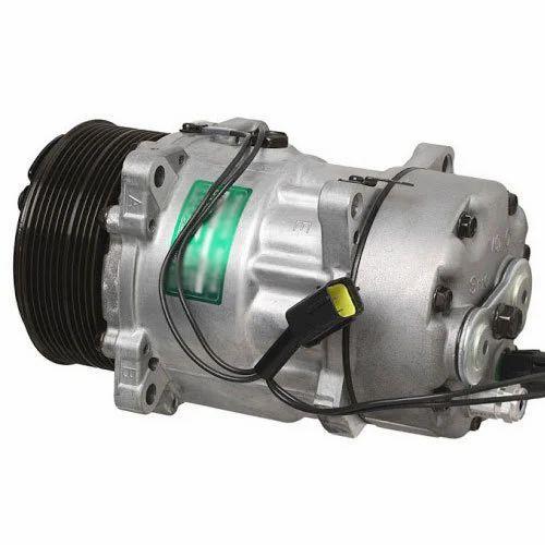 AC Compressor, AC Compressors, Air Conditioner Compressor, एयर कंडीशनिंग  कंप्रेसर in J. K. Classic Building, Pune , Shravani Metals   ID: 6076903791