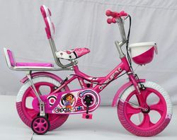 Rockstar Double Rider Pink Bicycle