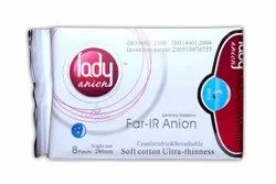 Lady Anion Soft Cotton Napkin