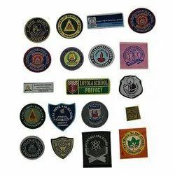Printed Cloth Badges