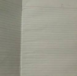 Perfect Bound Single Line Abhyas Rough Notebook, 100-652, Size: 26*19.50 Cm