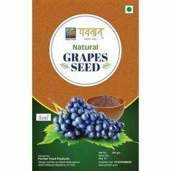Natural Brown Pavtan Grape Seed, for Fruits