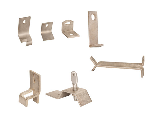 Metal Clamps - Stone Cladding Clamp Manufacturer from New Delhi