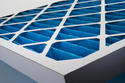 Pleated Panel Filter - Die cut