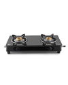 Gracio 2 Burner Black Glass Cooktop