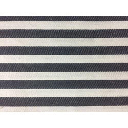Black And White Cotton Linen Trendy Cotton Lining Fabric