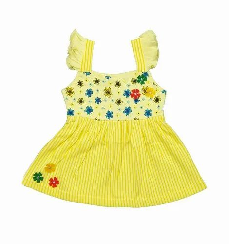 BABY GIRL FLORAL FROCK
