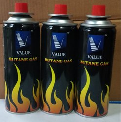 BUTANE GAS (BUTANE FUEL)