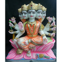 Maa Gayatri Marble Statue