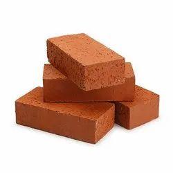 Building Red Clay Bricks