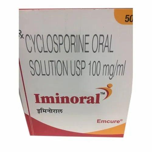 Cyclosporine Oral Solution