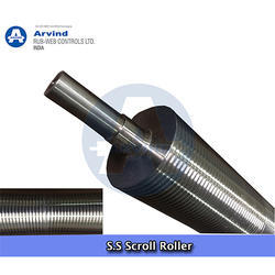 SS Scroll Roller