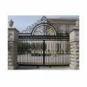 Iron Designer Compound Entrance Gate