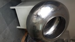 Kurkure Masala Mixer Drum