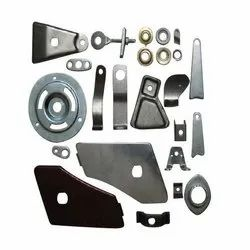 Sheet Metal Pressed Components, Packaging Type: Carton Box