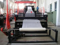 Square Net Production Machine
