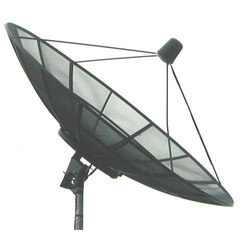 Ms C Band Dish Antenna, For Entertainment, Size: 6 Feets