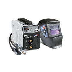 Plasma Cutter with  LCD Helmets