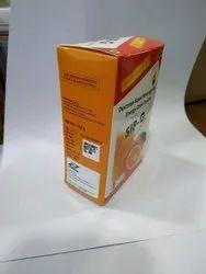SIP-G Orange Energy Drink Powder, Packaging Type: Carton Packing, Packaging Size: 105 gm