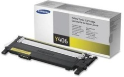 Samsung CLT - Y406S / XIP Yellow Toner Cartridge