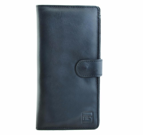 Leather Ladies Travel Wallet 42d0290a43