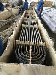 SS 304 Seamless U Tubes