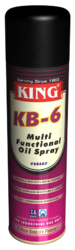 KING KB 6 Multifunction Oil Spray