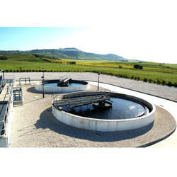 Urea Waste Effluent Treatment Plant